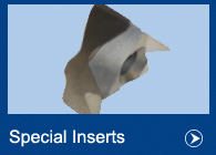 Special Inserts - Carbide